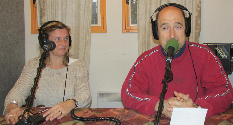 Lorraine Vidalenc et Jean Tripodi