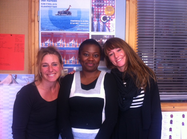 Karine Moreau, Jennifer Malemou, Mélanie Bérard - MAPEmonde (MJC du Briançonnais)