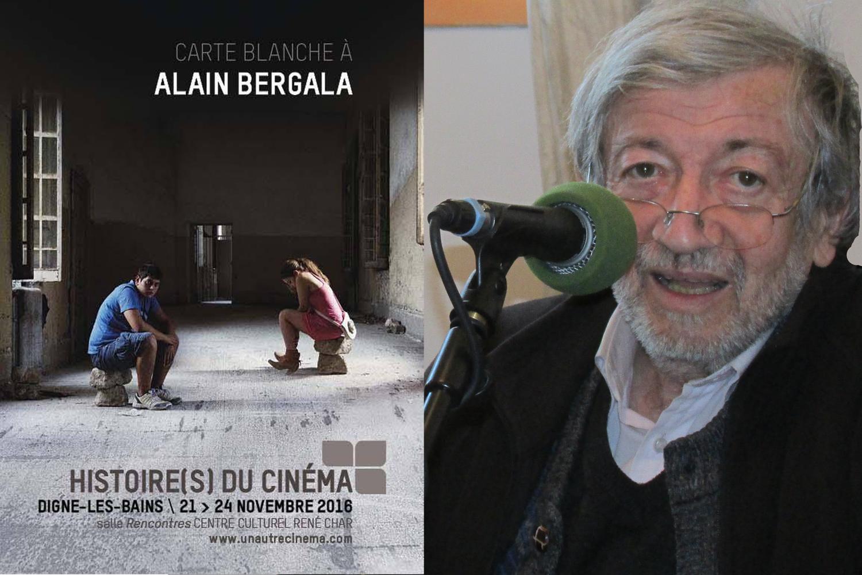 Jean-Pierre Castagna Président des Rencontres cinématographiques