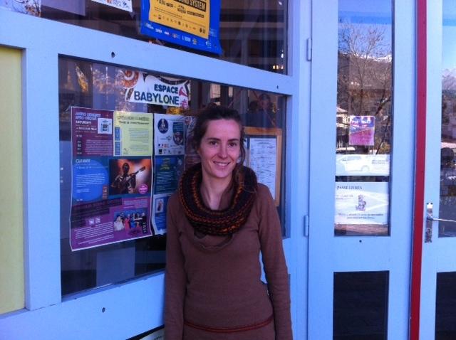 Tatiana Fricot - La Face B : MJC du Briançonnais