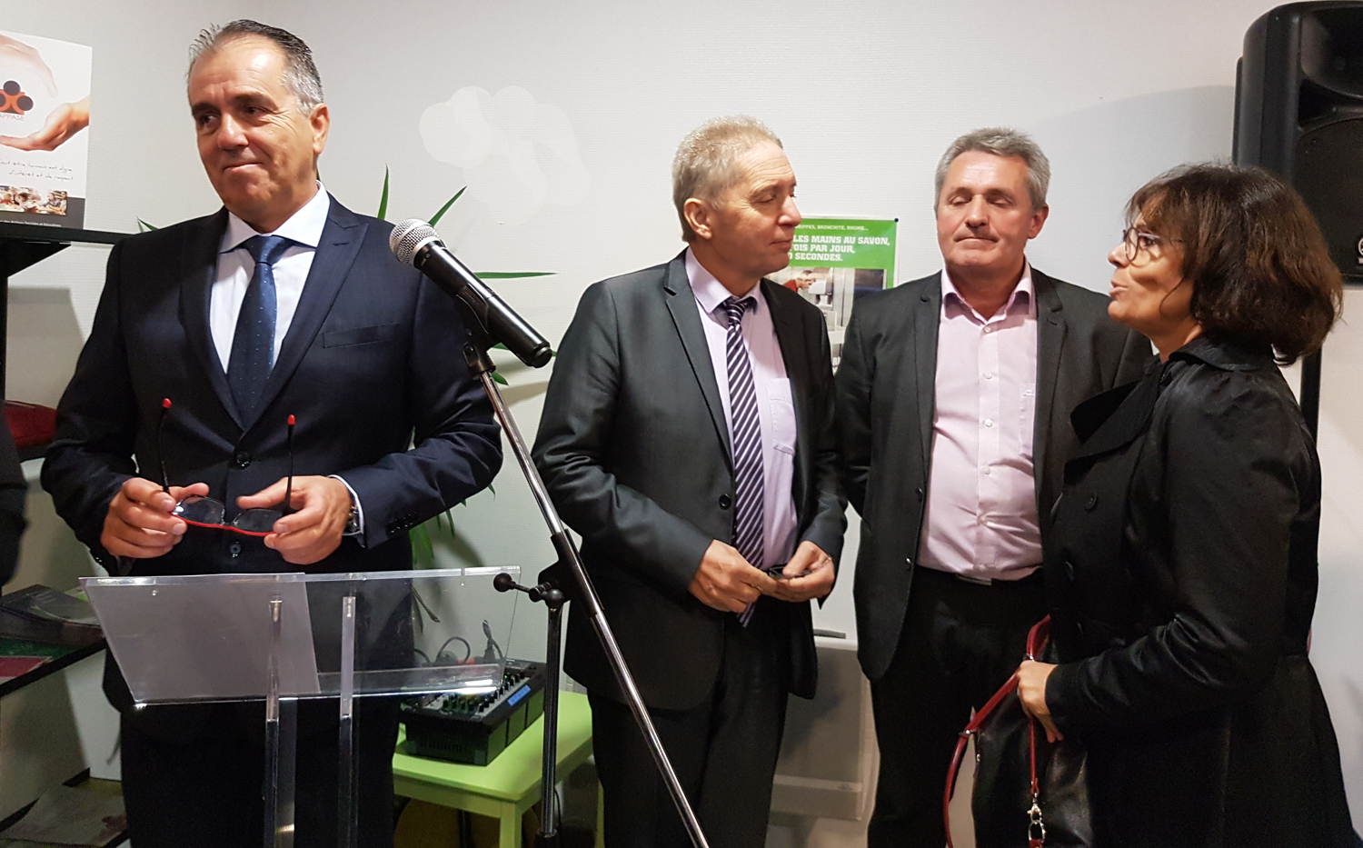 L'Appase a inauguré son centre parental dignois