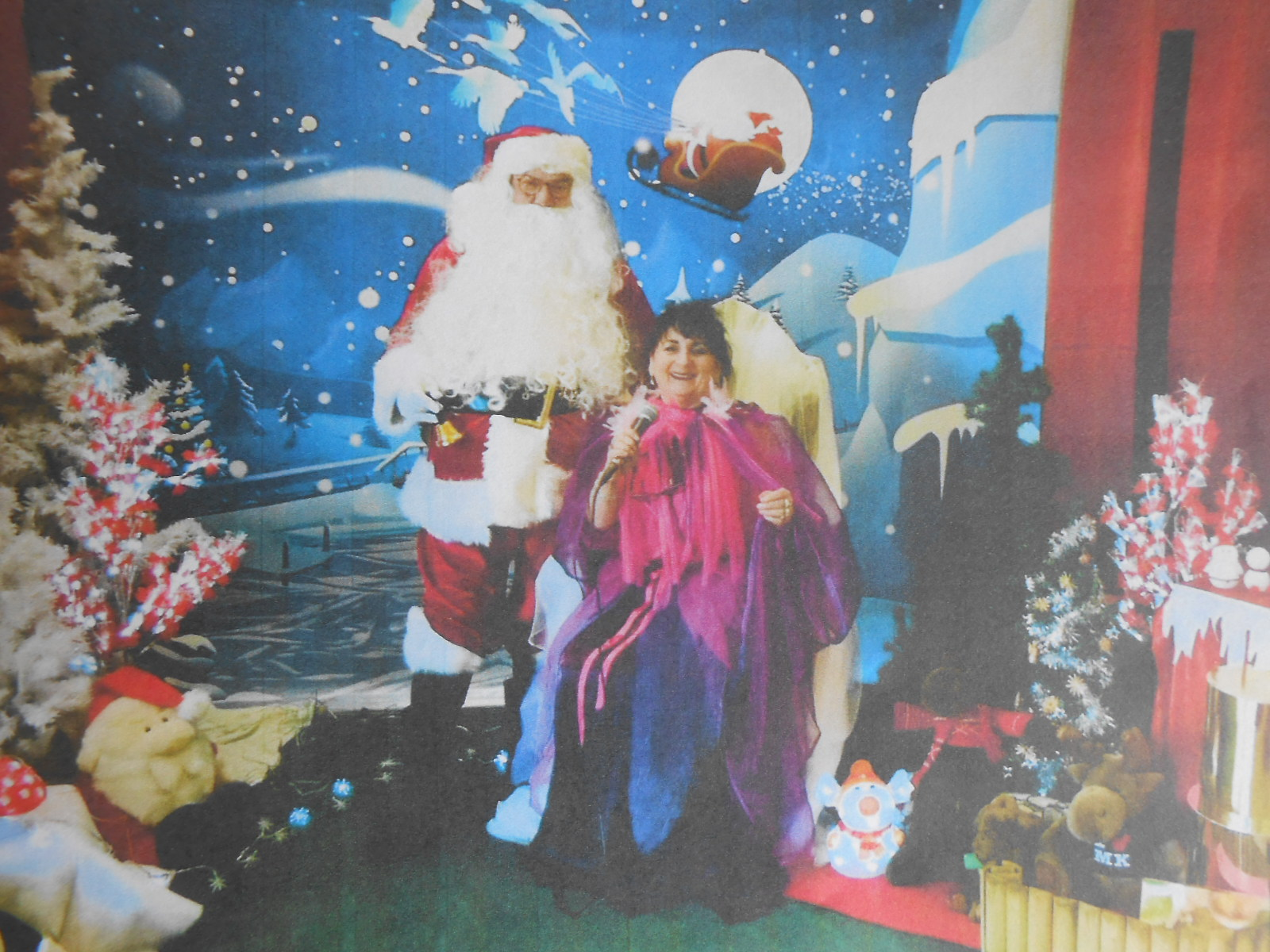 Découvrez la conteuse Dominique Develet pendant les fêtes de fin d'année