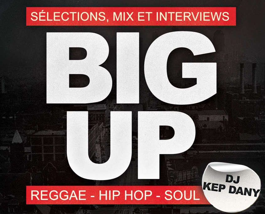 Big Up 01 #DJ Kep Dany