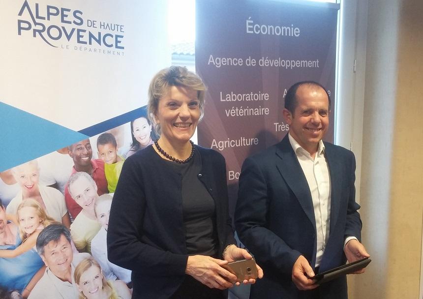 La collaboration entre les départements alpins s'accentue sur fond numérique