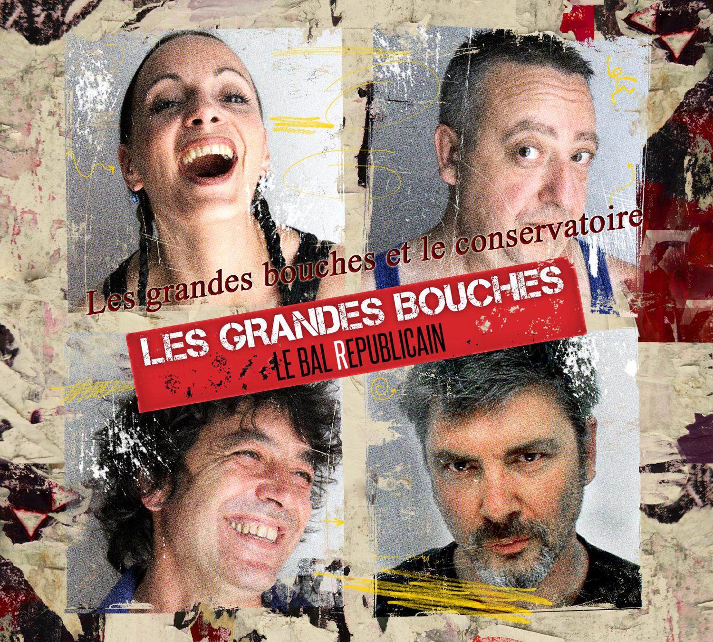 Lundi 12 décembre Concert des Grandes Bouches avec le Conservatoire