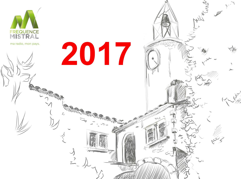 Retour sur 2016 et vœux pour 2017