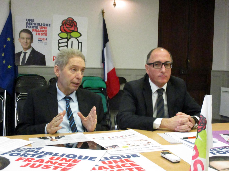 Primaire à gauche : ce sera Valls pour Sauvan et Roux !