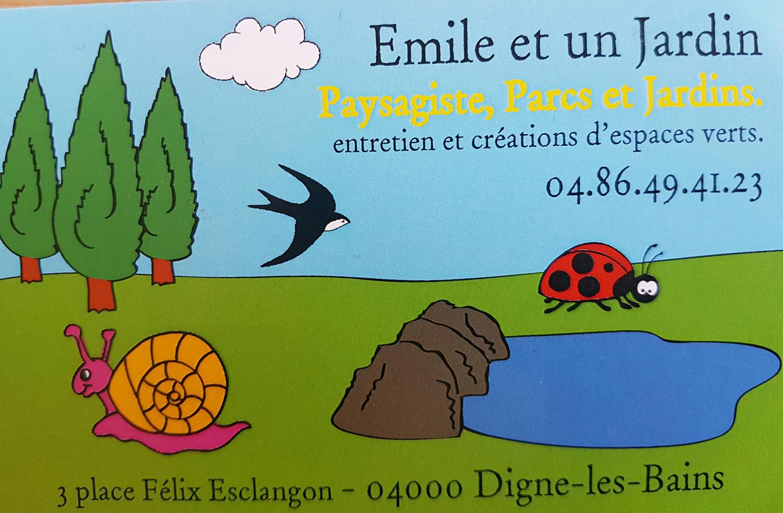 Emile et un jardin - Rencontre avec un paysagiste