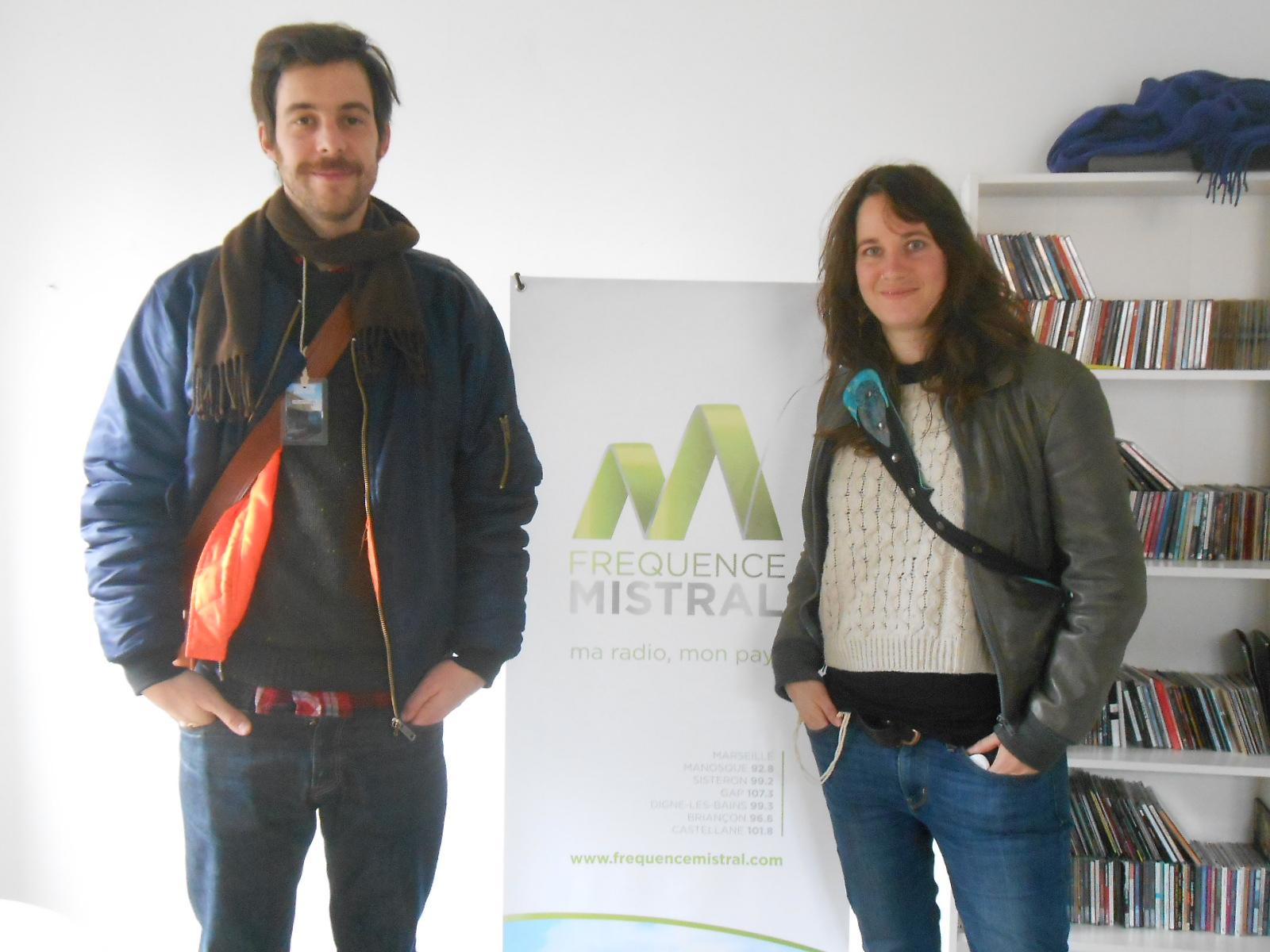 Jean-Baptiste Mées est présent aux Rencontres Cinéma