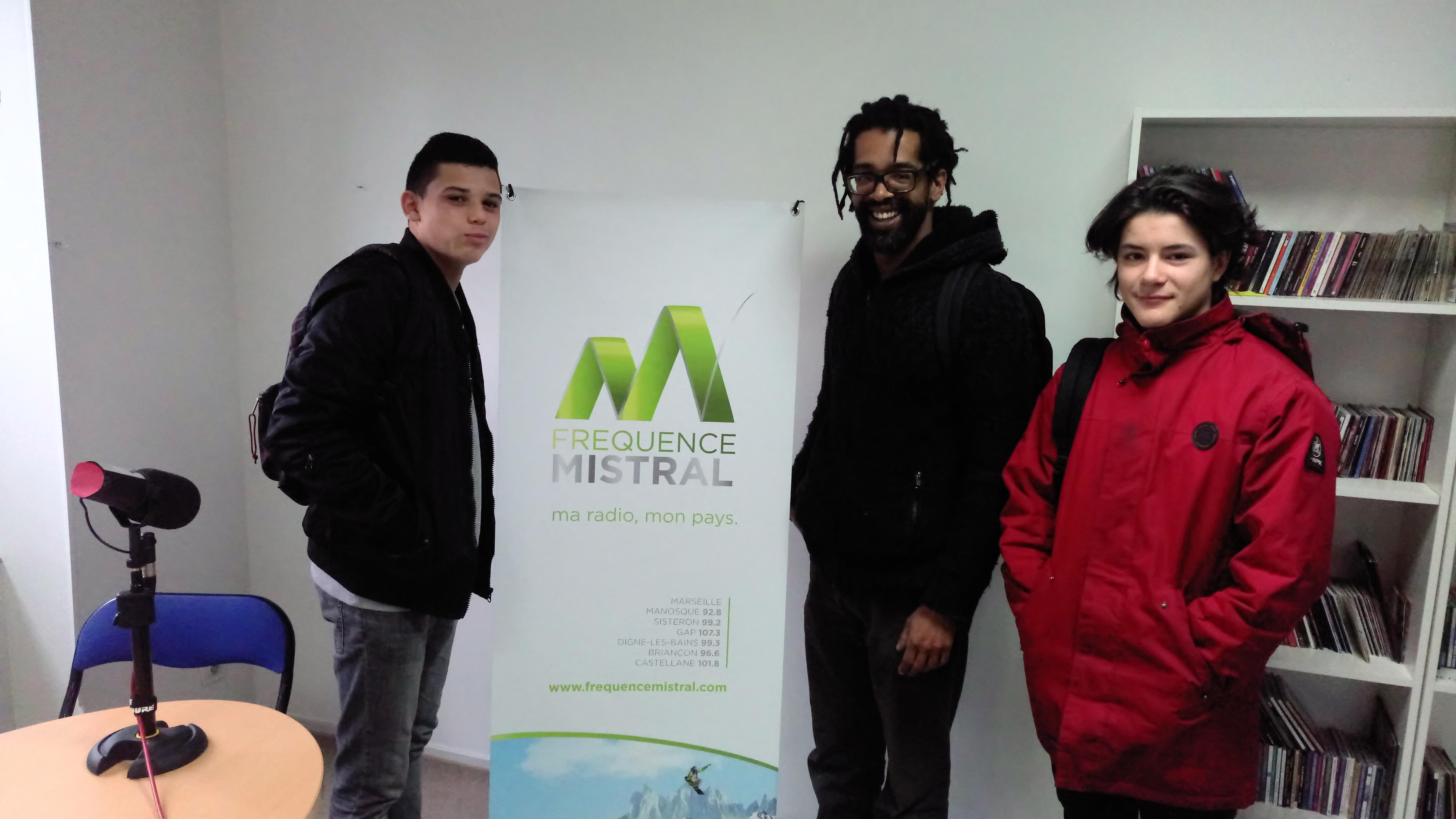 Les vacances scolaires à la MJC de Manosque