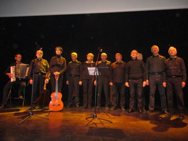 Régis Dejasmin présente la Ballade des Massacrés un spectacle musical