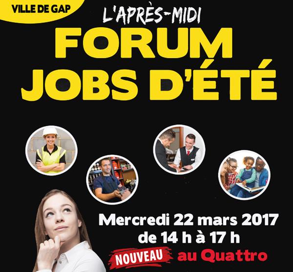 Gap accueillait son forum des jobs d'été hier