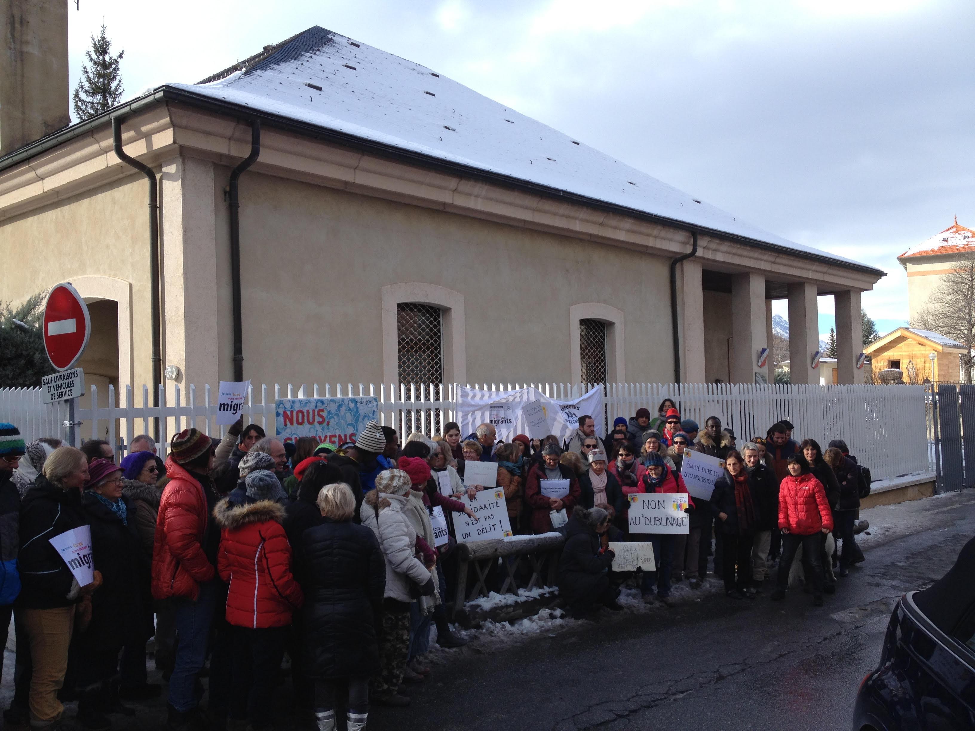 Mouvement Citoyen Tous Migrants Briançon