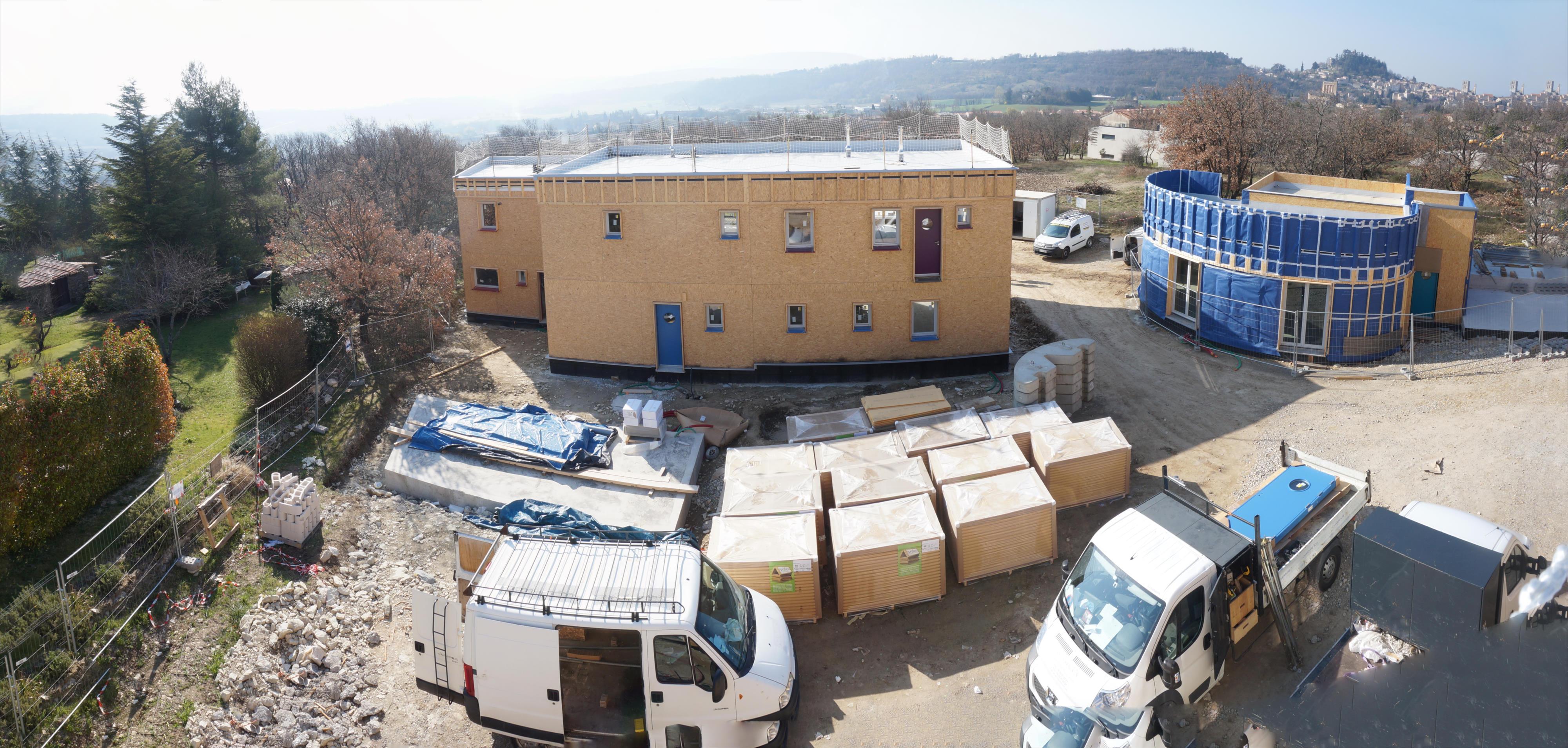Des projets participatifs et collectifs s'installent à Forcalquier