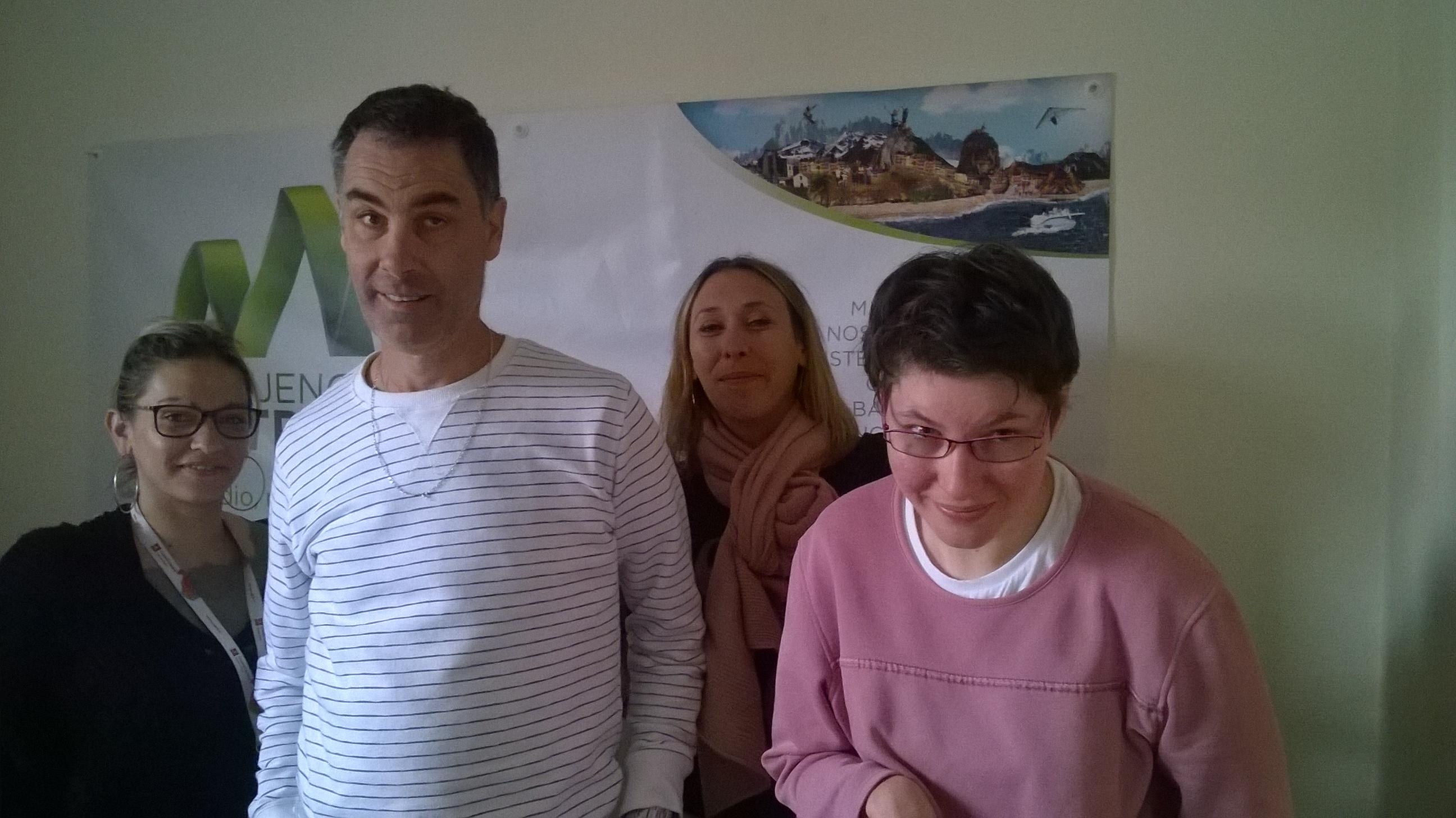 Un projet collectif et solidaire de l'Adapei 05 à La Source