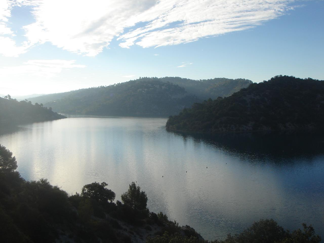 Les 50 ans du lac d'Esparron, une saison d'anniversaire