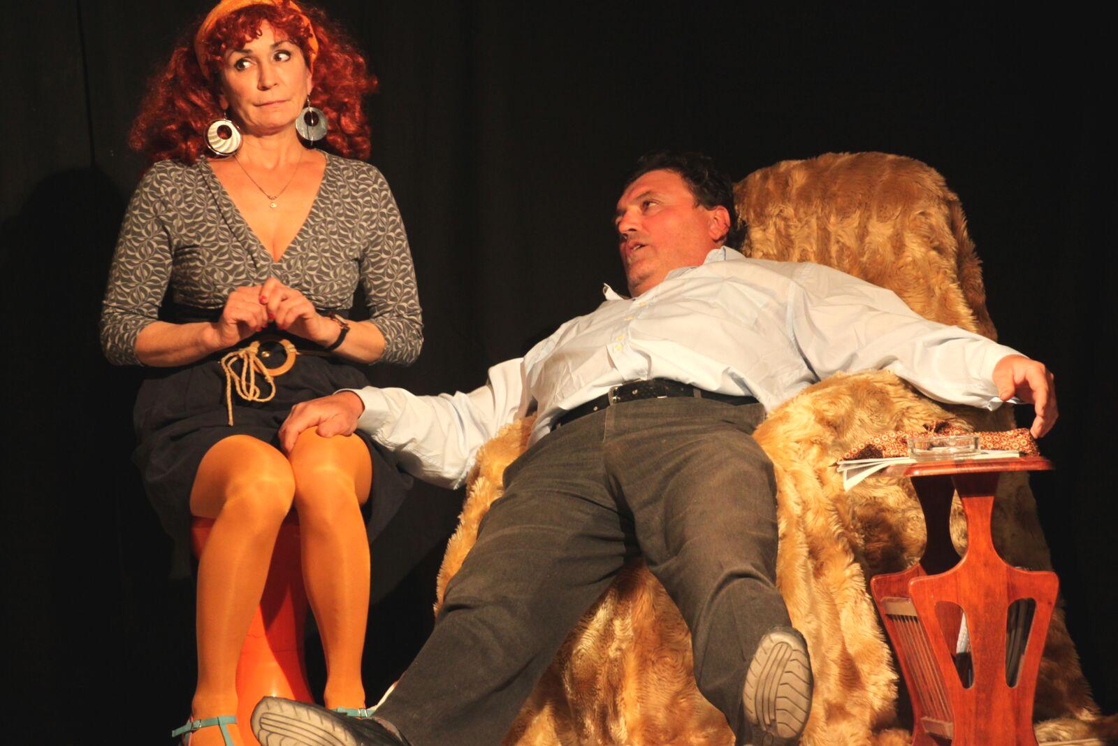 3ème festival de théâtre à Reillanne