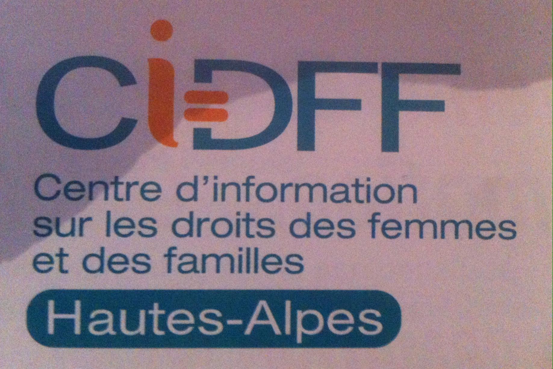 Le CIDFF est présent et actif à Briançon