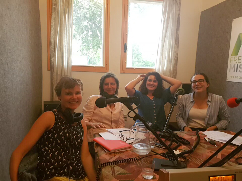 Sylvie Beaujard et Marie Lébely invitées pour la Journée nationale de l'écriture théâtrale jeunesse