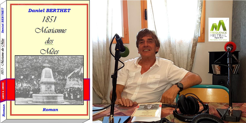 Daniel Berthet Auteur