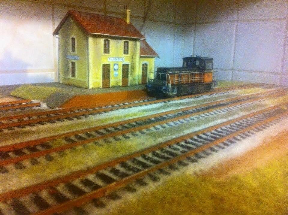 Le train, un voyage dans le temps !