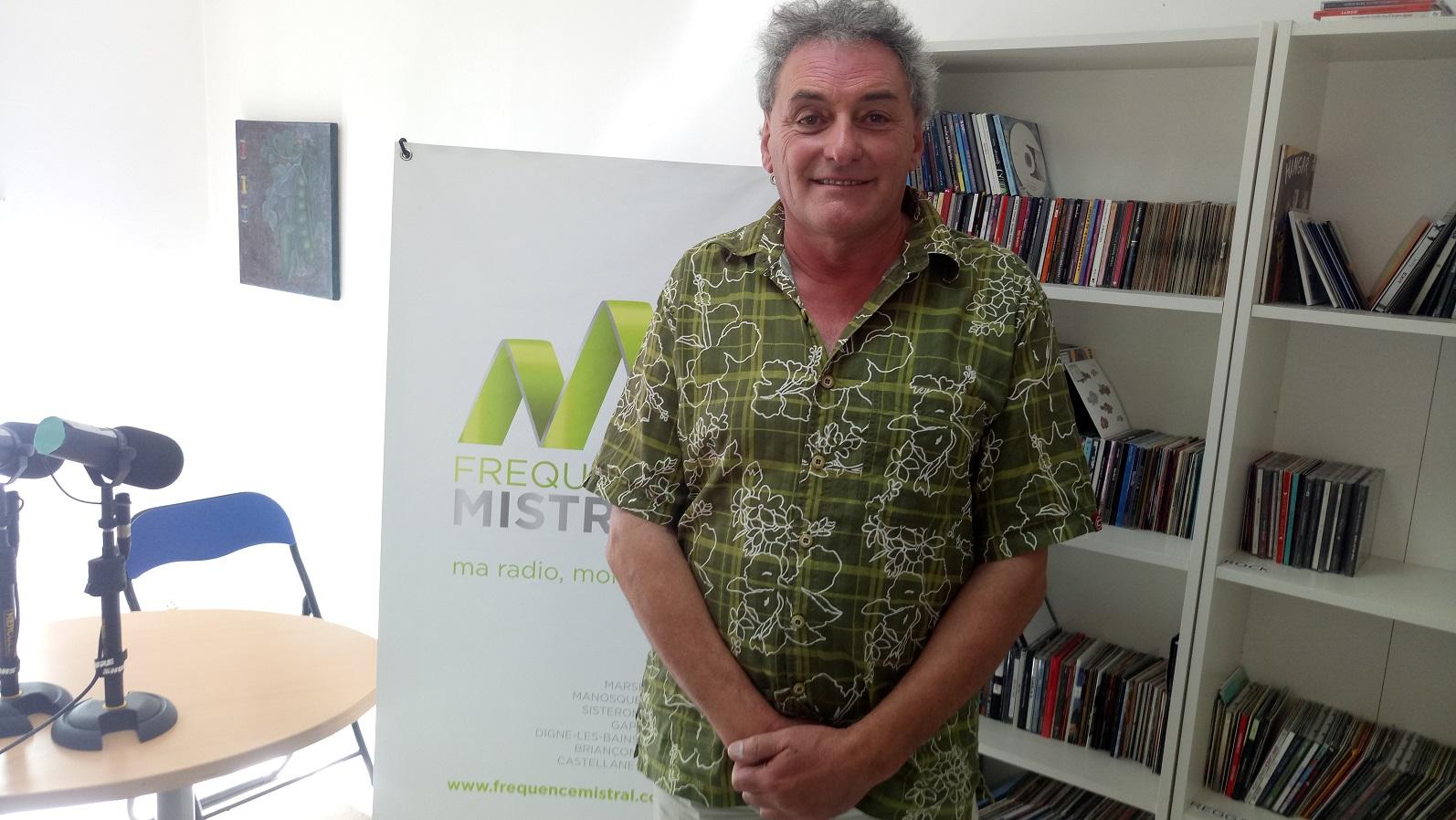 Michel Montoyat présentera son dernier CD à Lurs samedi