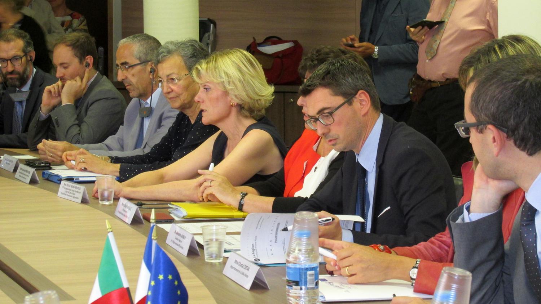 La coopération transfrontalière à l'œuvre