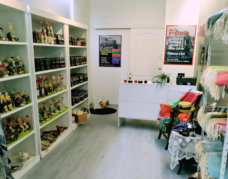 « Au plaisir des yeux », la nouvelle boutique pour faire ses emplettes à Sisteron !
