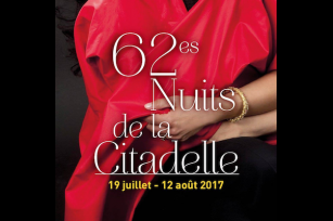 La 62ème édition du festival des Nuits de la Citadelle arrive à Sisteron !