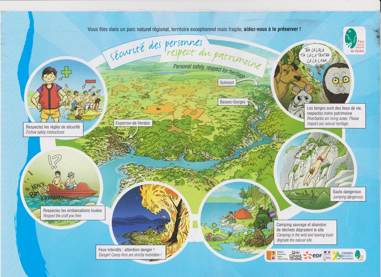 Le dispositif estival prévention et sécurité a été présenté à Esparron