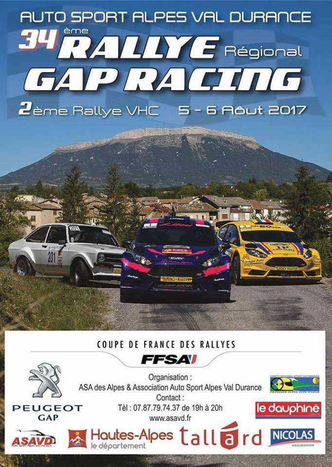l'équipage fraternel escartefigue-lamouret est prêt pour le gap racing