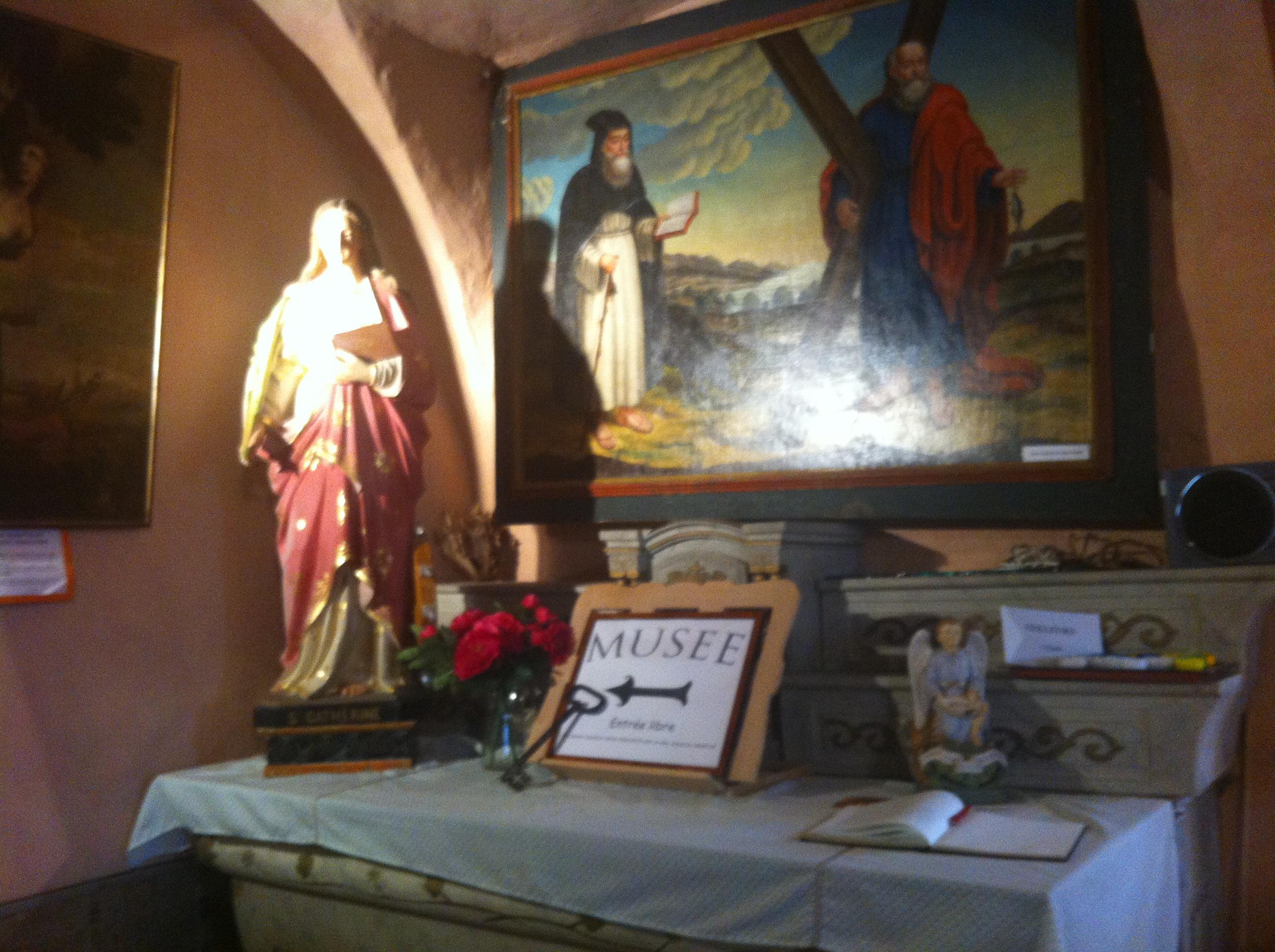 Focus sur l'une des plus vieilles églises du Briançonnais