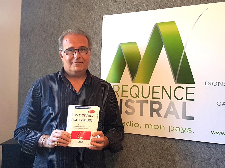 Philippe Rosso fondateur de L'association La Clinique de la Perversion