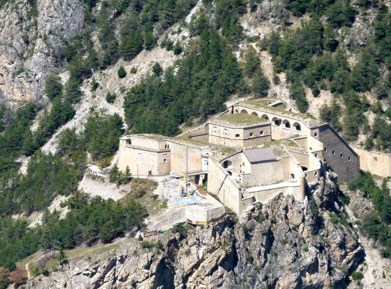 Fort des Salettes