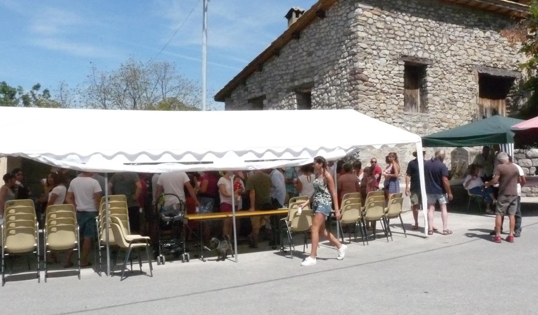 Reynier : un village en fête le 15 août !