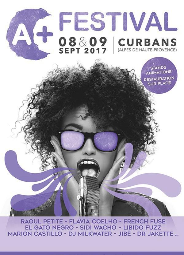 Un festival pour célébrer la fin de l'été est né à Curbans.