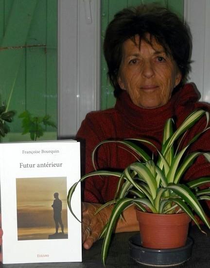 Françoise Bourquin publie « Futur Antérieur », itinéraire d'un destin aveugle !