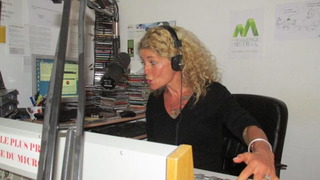 ADDIC SON émission musicale préparée et animée par Marie-Laure