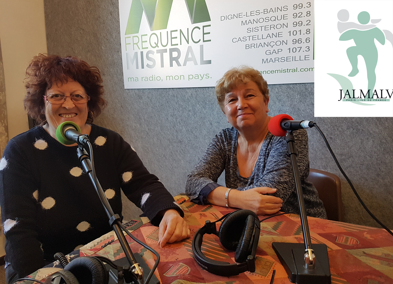 Régine D'Allosto et Annie Pegolotti