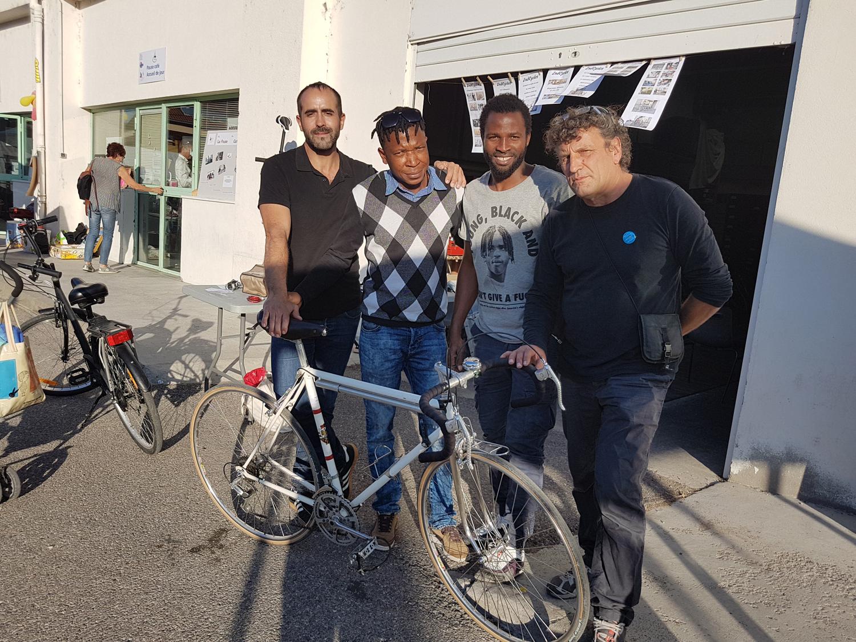 Second cycle, une association qui redonne vie aux vieux vélos…