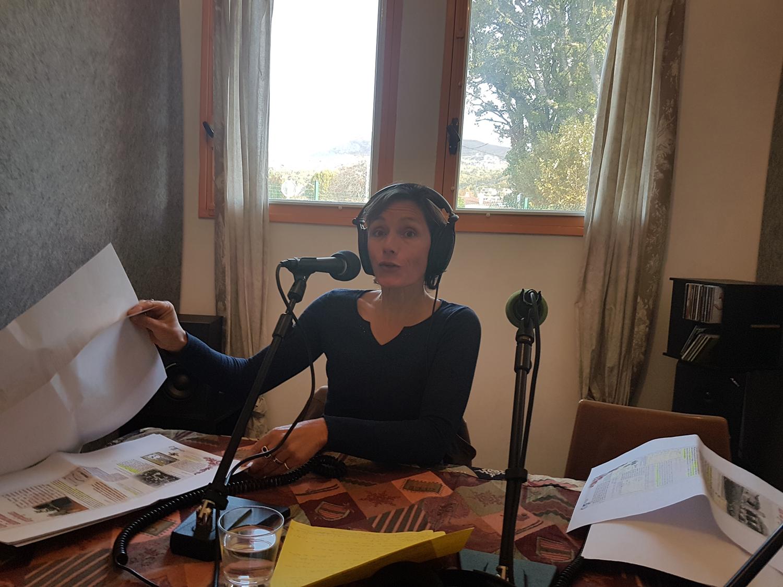 Laure Franek Directrice adjointe des Archives départementales 04