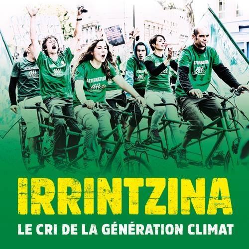 Le film basque «Irrintzina»: le cri de la génération climat!