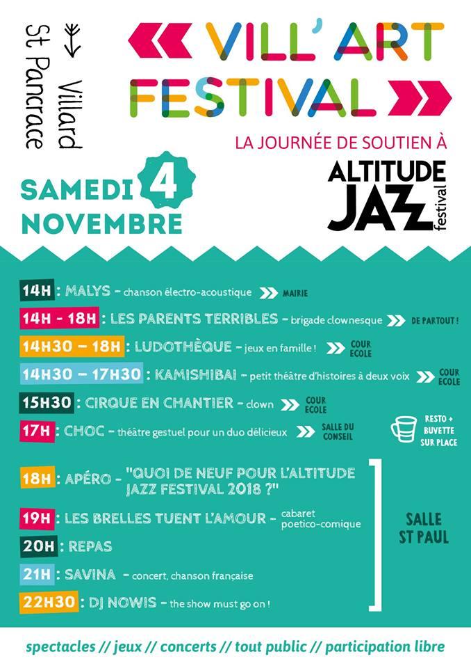 Aidez et soutenez l'Altitude Jazz Festival !