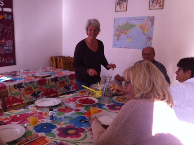 A Briançon, Midi Chaud réchauffe les cœurs avec ses repas partagés