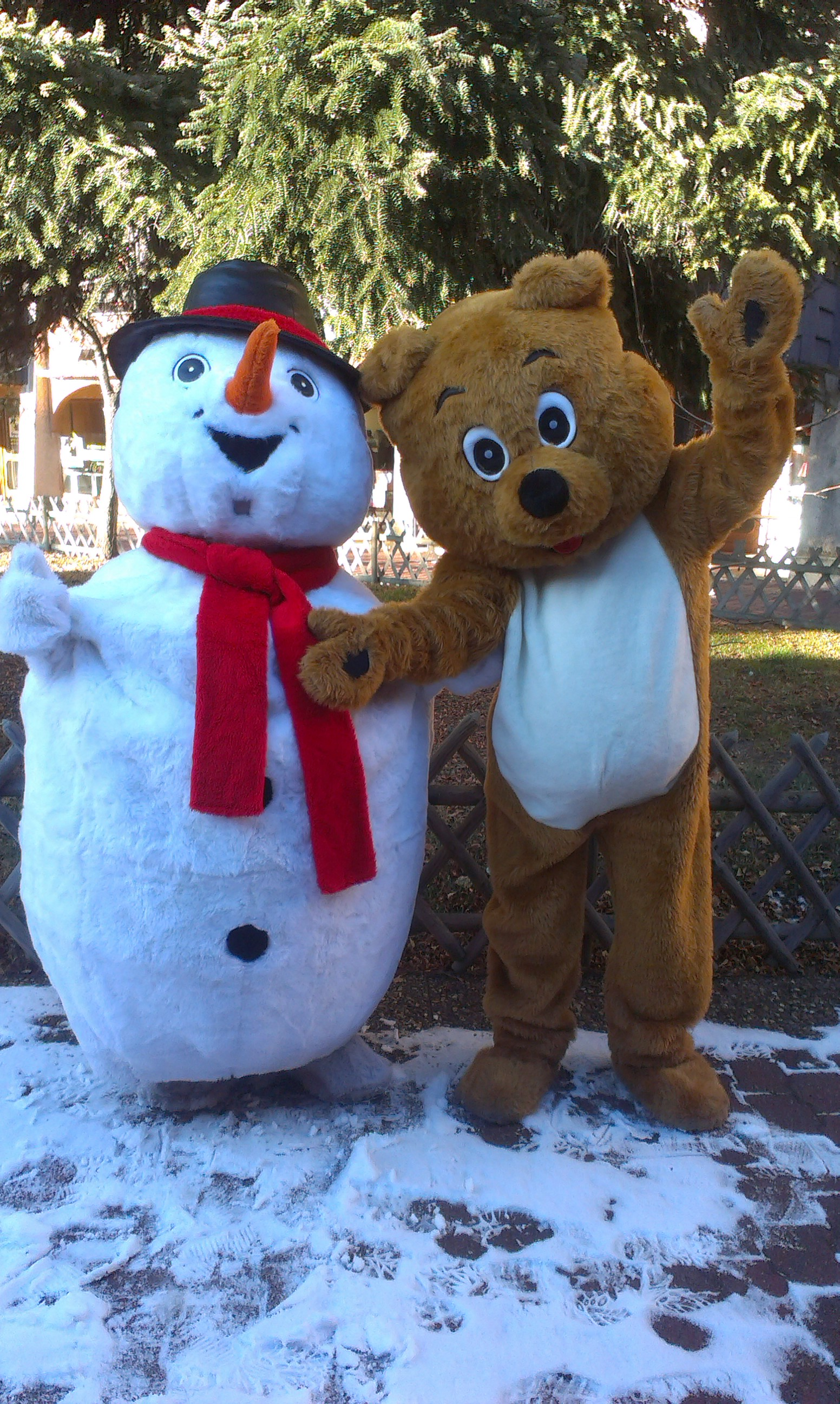 Les enseignes de Briançon préparent Noël