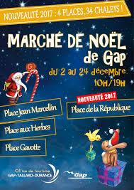 Gap fête Noël avec son marché et ses animations