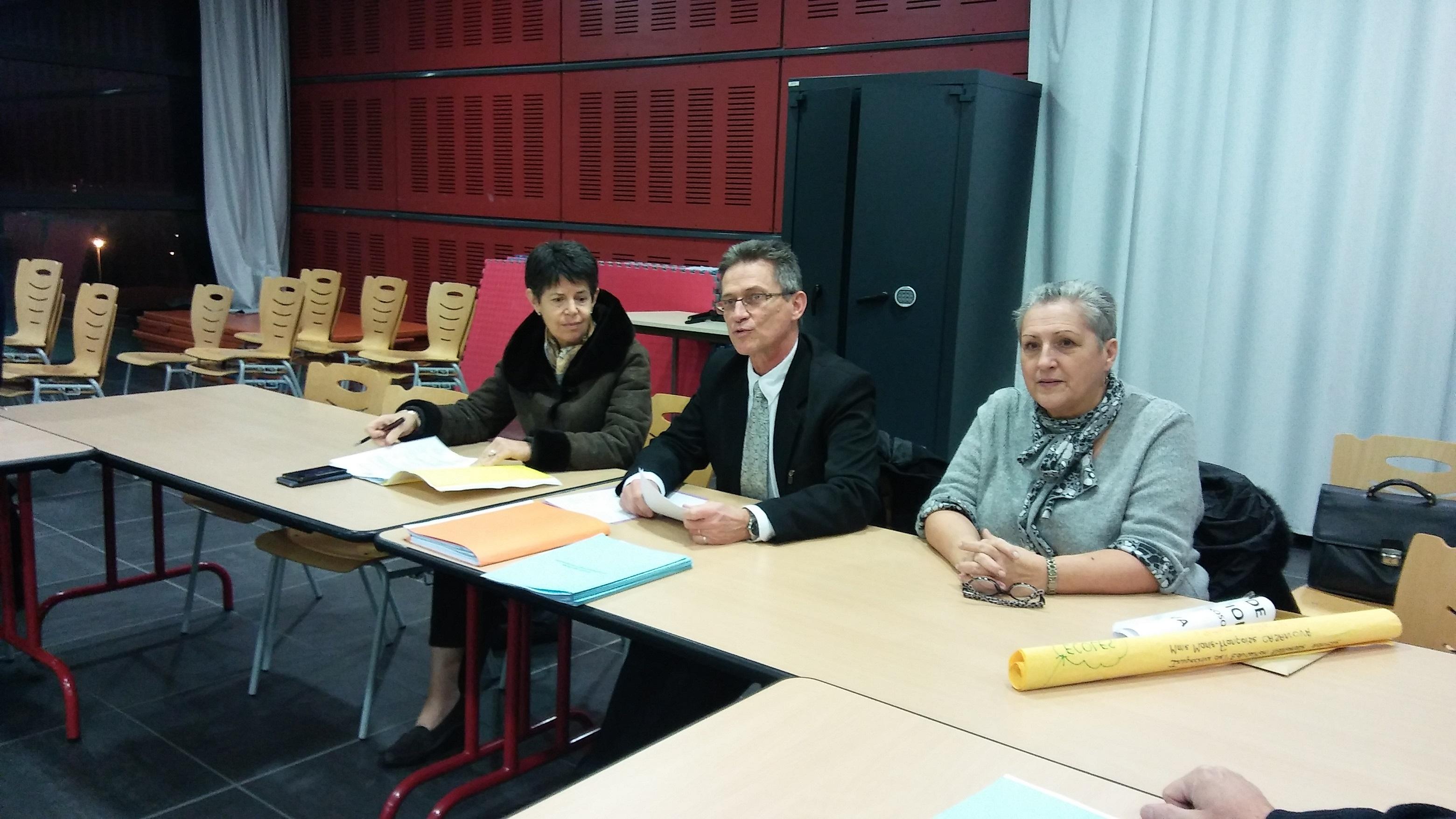 L'Education Nationale rencontre les Maires du 04