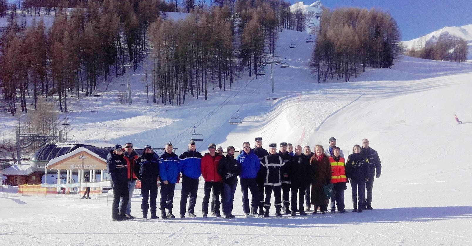 Campagne de prévention des risques en montagne - hiver 2017/2018