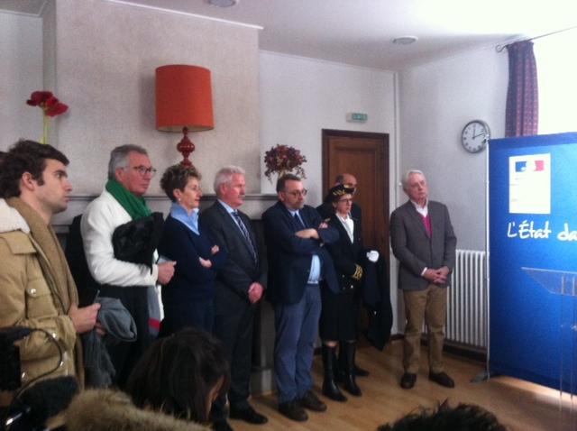 La journée très dense d'un ministre à Briançon