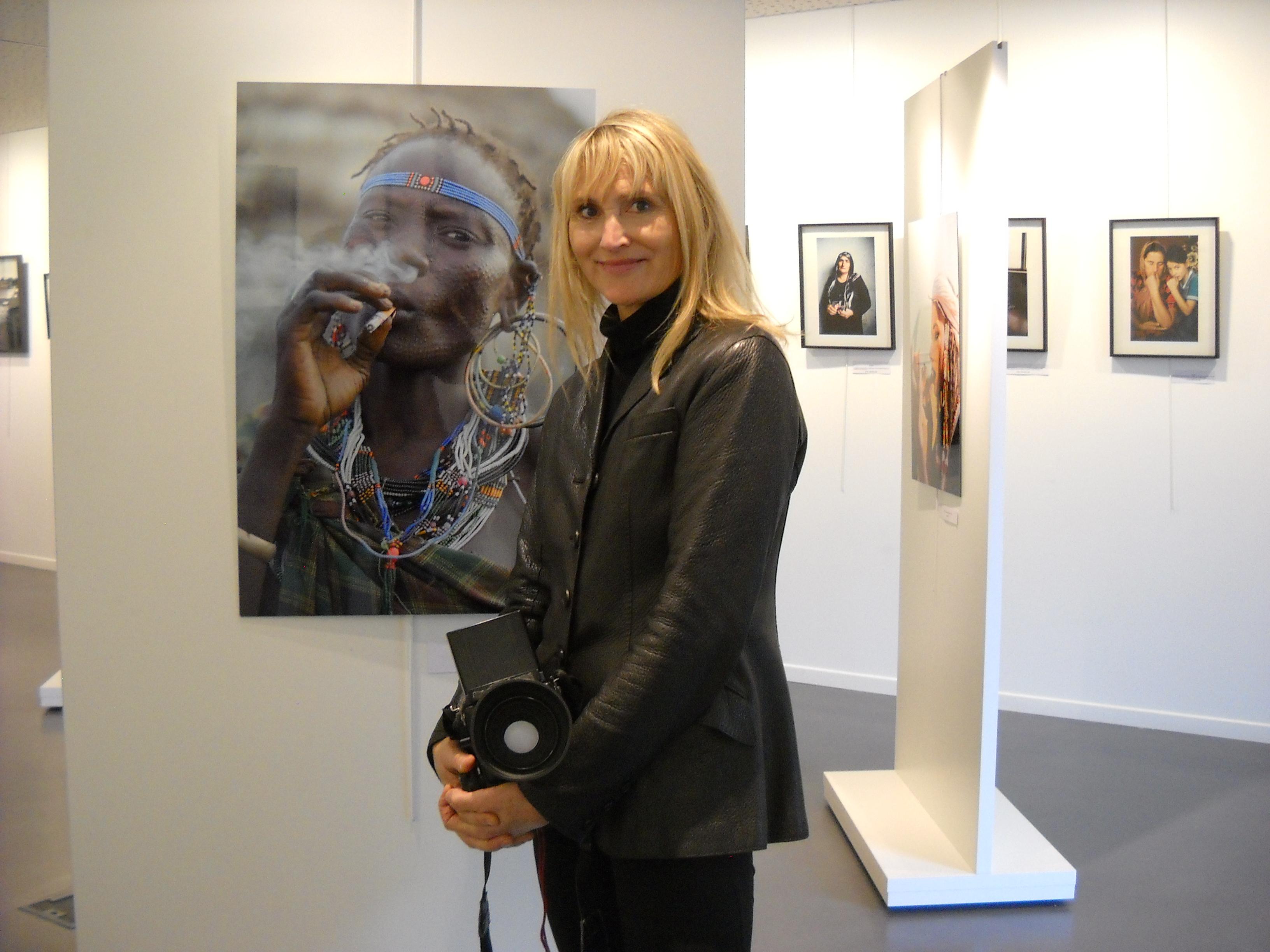 d'incroyables photos sont exposées à Sisteron